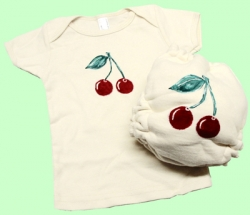 Medium Cherries Organic Set