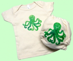 XL Octopus Organic Set