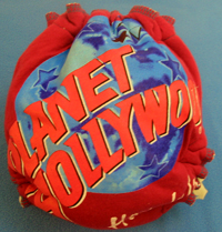 XL Planet Hollywood Recycled Tee Diaper